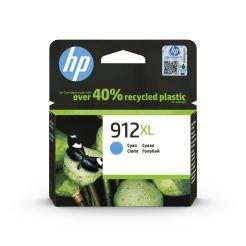 HP 912XL High Yield Cyan Original Ink Cartridge