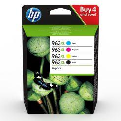 HP 963XL High Yield C/M/Y/K Original Ink Cartridge