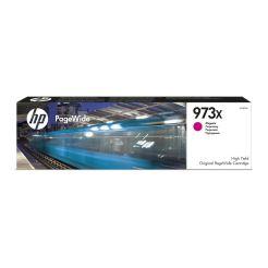 HP 973X Magenta Original PageWide Cartridge