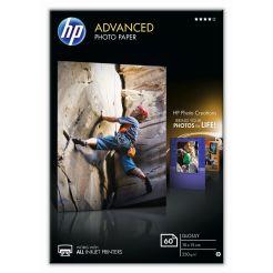 HP Advanced Glossy Photo Paper- 60 sheet 10 x 15 cm