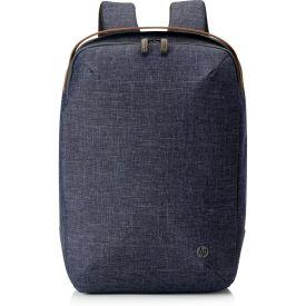 "HP Renew 15.6"" Navy Backpack"