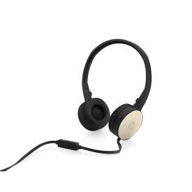 HP Stereo Headset H2800 Black/Silk Gold
