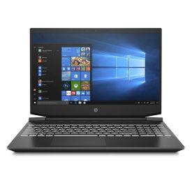HP Pavilion 15-ec1008ni Ryzen 5 Gaming Laptop - Front view