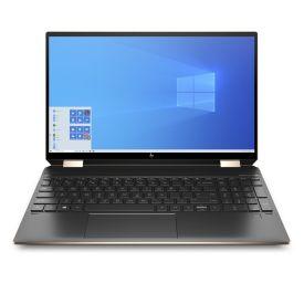 HP Spectre x360 Convertible 15-eb0001ni i7 Laptop - Front facing