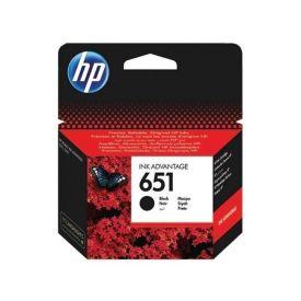 HP 651 Black Original Ink Advantage Cartridge