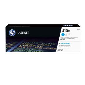 HP 410X High Yield Cyan Original LaserJet Toner Cartridge