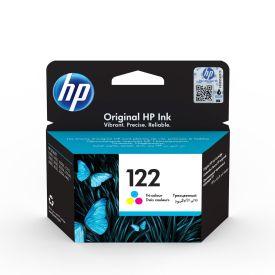 HP 122 Tri-colour Original Ink Cartridge