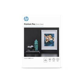 HP Premium Plus Glossy Photo Paper- 20 sheet A4