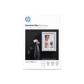 HP Premium Plus Glossy Photo Paper- 25 sheet 10 x 15 cm