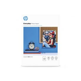 HP Everyday Glossy Photo Paper- 25 sheet A4