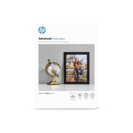 HP Advanced Glossy Photo Paper- 25 sheet A4