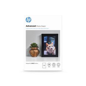 HP Advanced Glossy Photo Paper- 25 sheet 10 x 15 cm