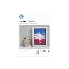 HP Advanced Glossy Photo Paper- 25 sheet 13 x 18 cm