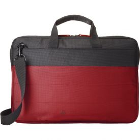 "HP 15.6"" Duotone Red Briefcase"
